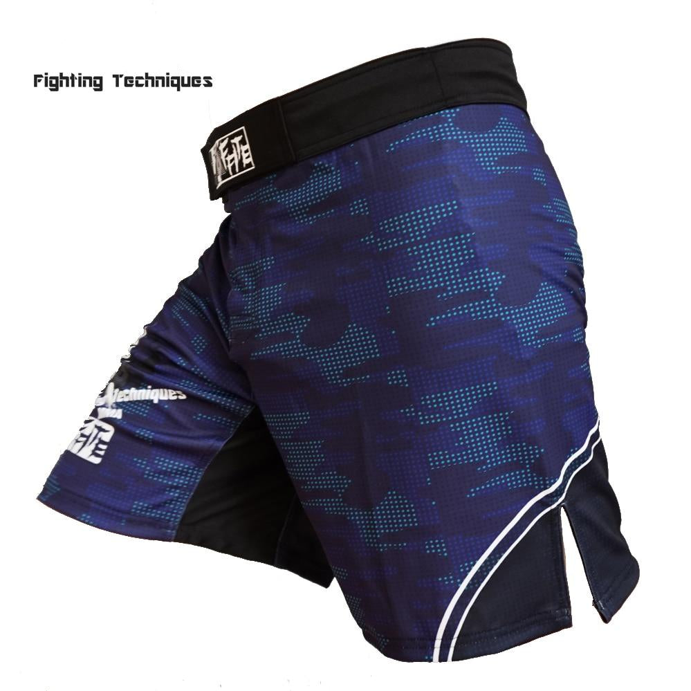 Short MMA CAMO stretch et confortable