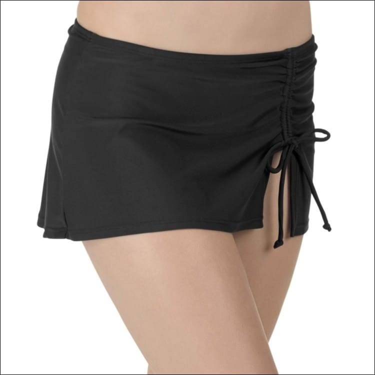 Carole Hochman Womens Swimsuit Swim Skirt Separates Black 6 8 10 12 14 - Swimsuits
