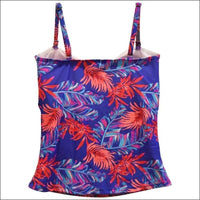 Heat Womens Twisted Bandeau Tankini Swimsuit Top S-XL - Womens