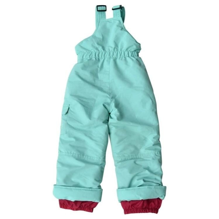 Snow Country Outerwear Little Girls Bib Overalls Snow Skiing 4-7