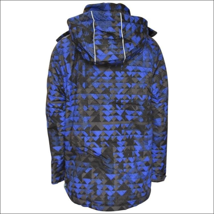 Pulse Big Boys Youth Insulated Edge Mountain Ski Jacket Small 8/10 - Kids