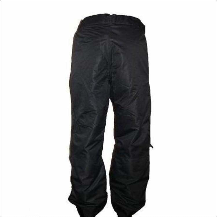Pulse Big Boys Youth Insulated Ski Snow Pants Black 8-18 - Kids