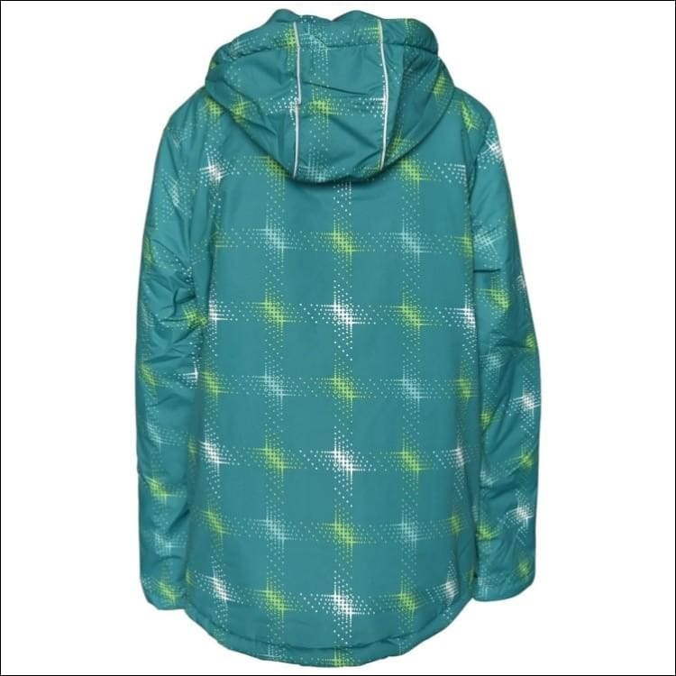 Pulse Girls Big Youth Stars Ski Jacket Coat Insulated M - XL - Kids