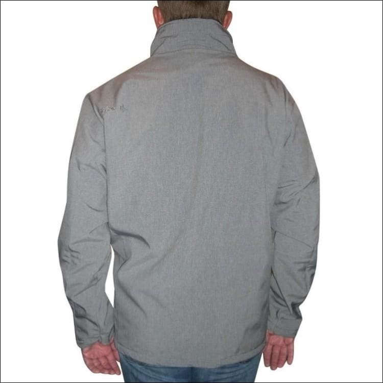 Pulse Mens Big Sizes Micro Fleece Soft Shell 2XL - 6XL - Mens