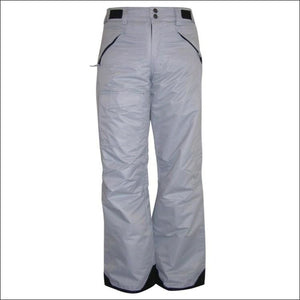 Pulse Mens Insulated Ski Snow Pants S M L XL - Small / Grey - Mens