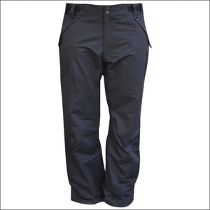 Pulse Mens Technical Insulated Ski Snow Pants Reg Tall S-XL Tall - Small / Black - Mens