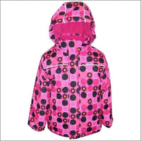 Pulse Toddler and Little Girls 2 Piece Snowsuit Ski Jacket and Bibs 2T-7 - Kids