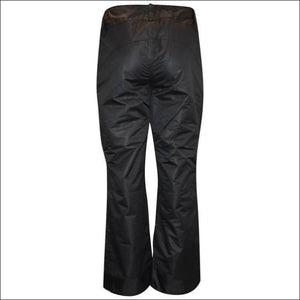 Pulse Womens Plus Size Ski Insulated Snow Pants 1X - Womens