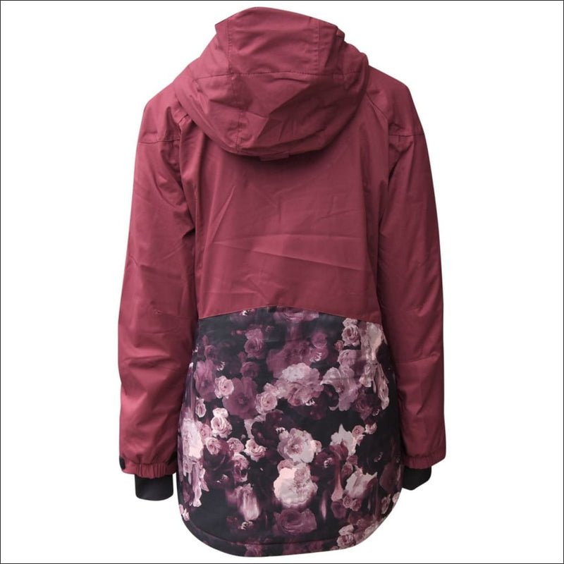 Snow Country Outerwear Girls Big Youth Peony Ski Jacket Coat S-L - Kids