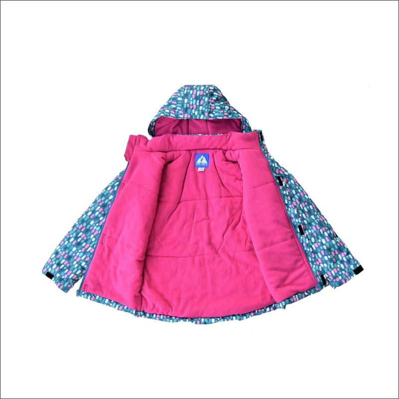 Snow Country Outerwear Girls Big Youth Snowsuit Ski Jacket and Snow Pants Snowday Set S-L - Kids