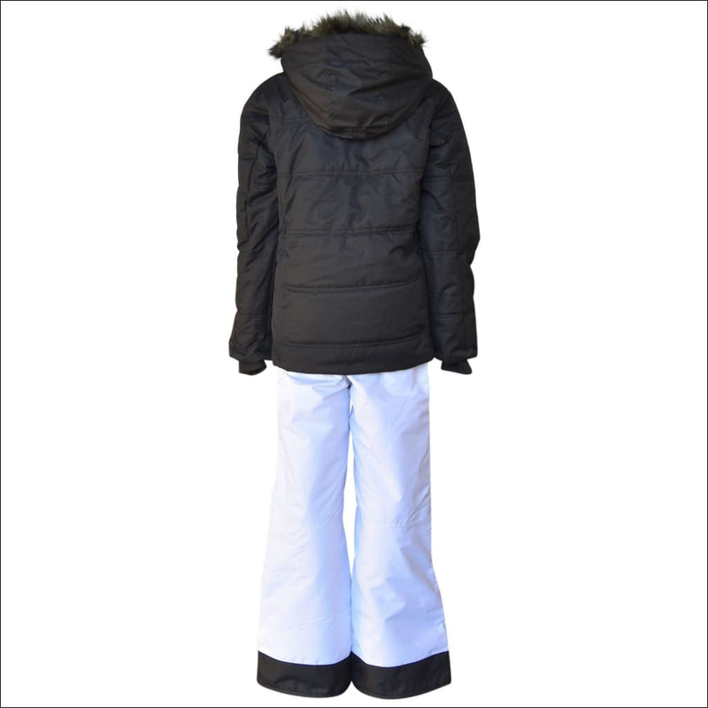 Snow Country Outerwear Girls Big Youth Snowsuit Ski Jacket Pants Aspens Calling 7-16 - Kids