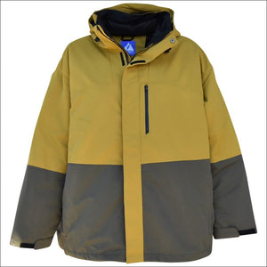 Snow Country Outerwear Mens 3in1 Burlington Jacket Coat Big Sizes 2XL-7XL - Mens