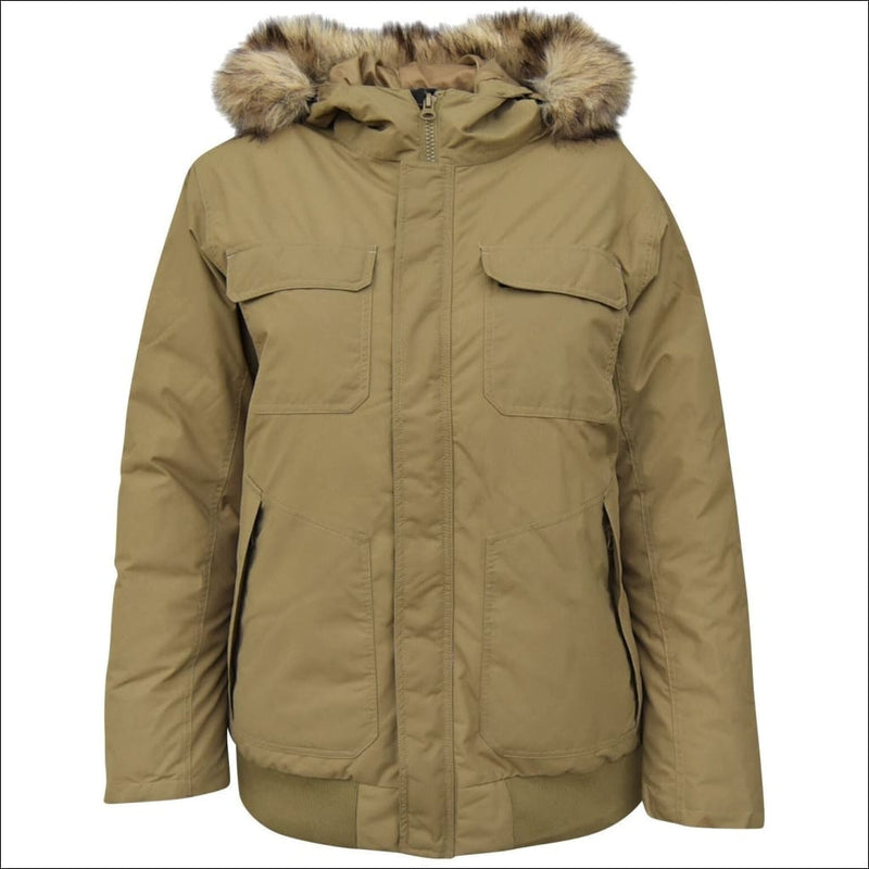 Snow Country Outerwear Mens Wayland Insulated Bomber Jacket Coat Down Alternative 2XL-6XL - Mens