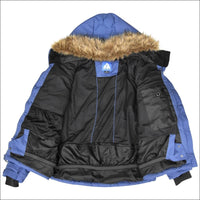 Snow Country Outerwear Womens Plus Extended Size Ski Coat Jacket Hailstone Alternative Down 1X-6X - Plus Size