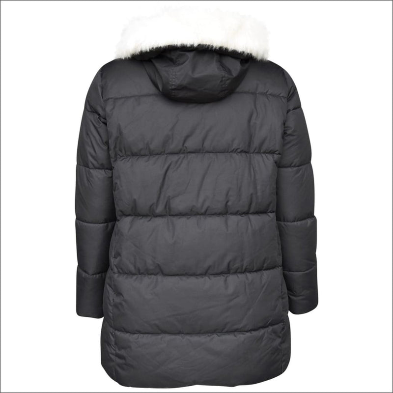 Snow Country Outerwear Womens Plus Size Chelsea Down Alternative Parka Coat Jacket 1X-6X - Womens