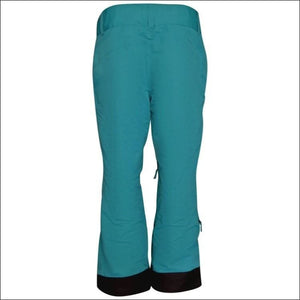 Snow Country Outerwear Womens Ski Pants Insulated S-XL Reg and Short - Ski Wear