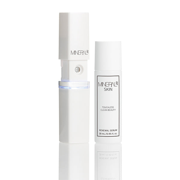 Mineral Air Renewal Serum Skincare System