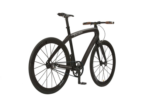PG-Bikes BlackBraid Fixed