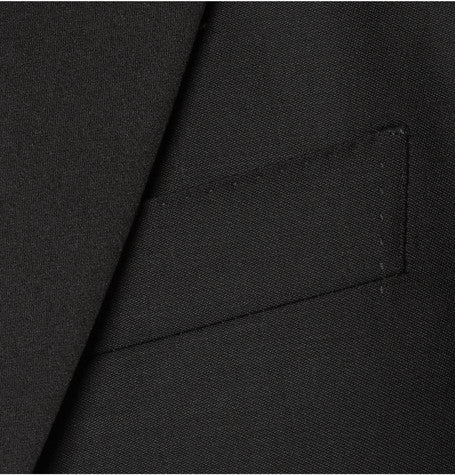 Black Wool Tuxedo by Canali (2nd hand - perfect condition)