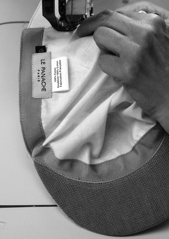 Cap by Le Panache ('Beaubourg' model)