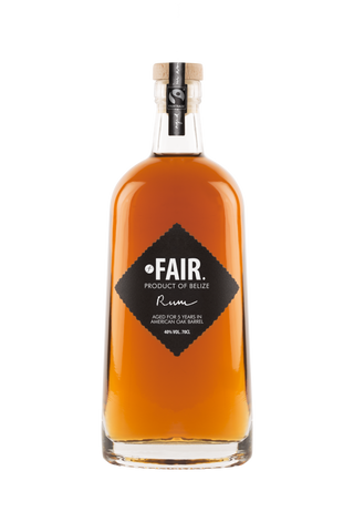 FAIR Rum Belize