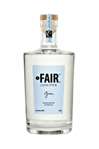 FAIR Gin (juniper and spices)