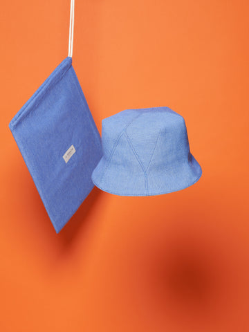 Bucket Hat by Le Panache ('Beaumarchais' model)