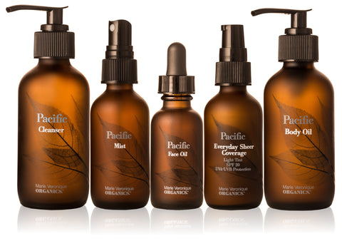 Marie Veronique Organics - Pacific Line Essential Kit