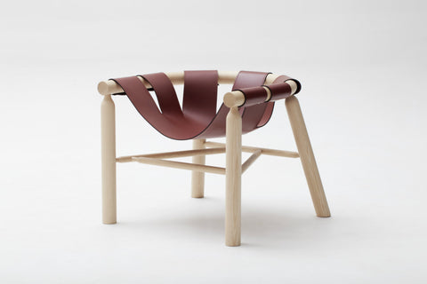 NINNA armchair by Adentro