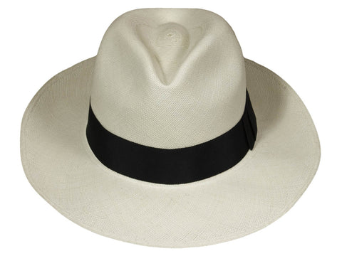 Classic Panama Fedora Hats by Pachacuti (Rollable)