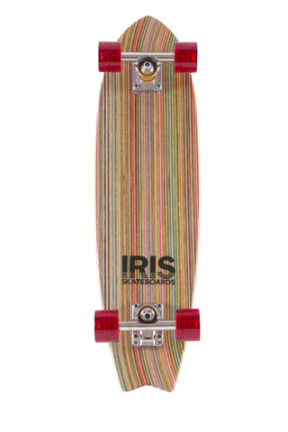 IRIS Skateboards Point Break