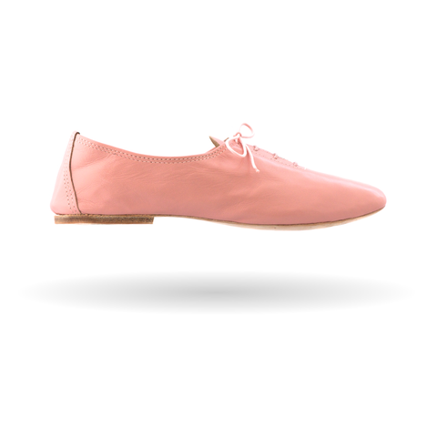 Porselli jazz lace-up shoes Pink