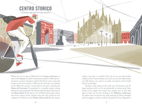City Cycling Guides Europe (Rapha x Thames & Hudson)