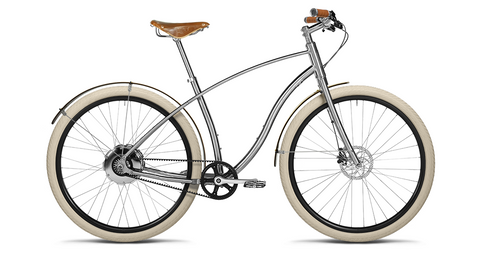 Ebike Budnitz Model E Titanium Honey Edition