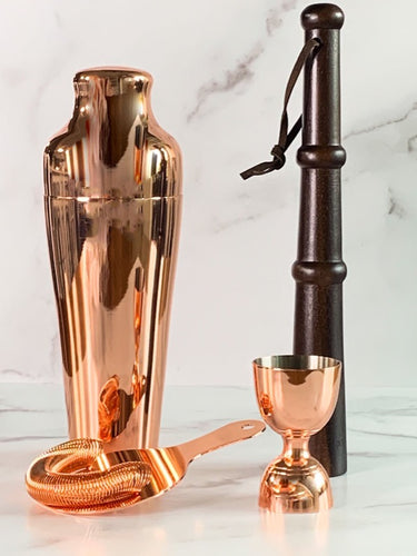 Copper Bartender Bundle