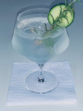 Load image into Gallery viewer, Crystal Gin & Tonic Glasses (Set of 2)