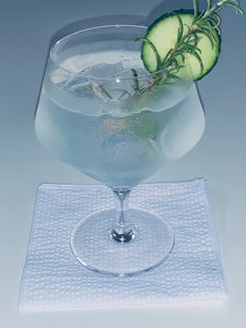 Crystal Gin & Tonic Glasses (Set of 2)