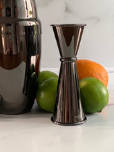 "Load image into Gallery viewer, Large Japanese Style ""Makoto"" Jigger - Copper, Gunmetal or Stainless"