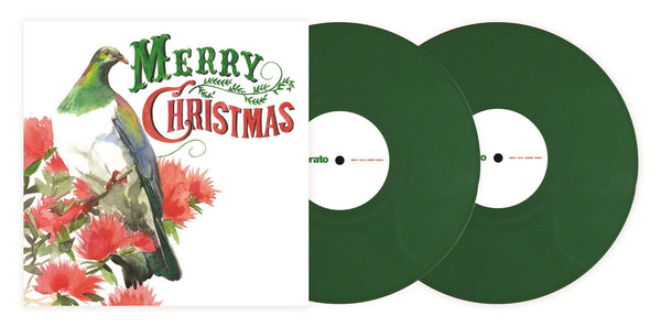 "Serato Performance Series CHRISTMAS CARD 2 X 12"" Control Vinyl (Pair)"