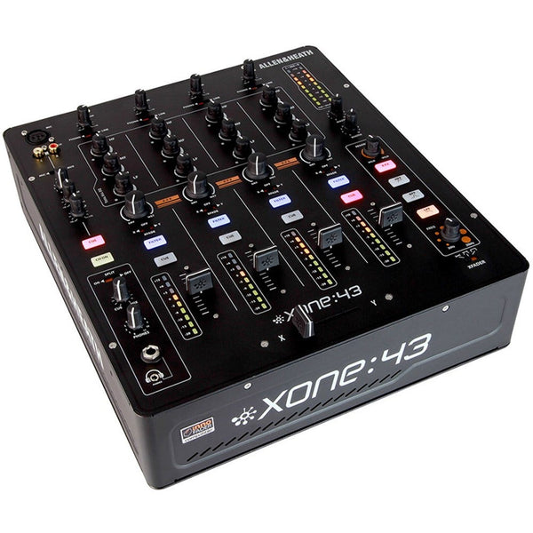 Allen & Heath XONE:43 4+1 Channel Analogue DJ Mixer