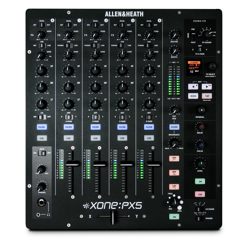 Allen & Heath Xone PX5 DJ Performance Mixer PRE-ORDER