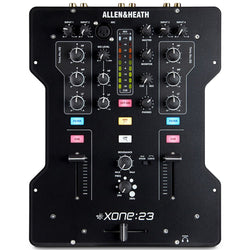 Allen & Heath Xone:23 2+2 Channel DJ Mixer