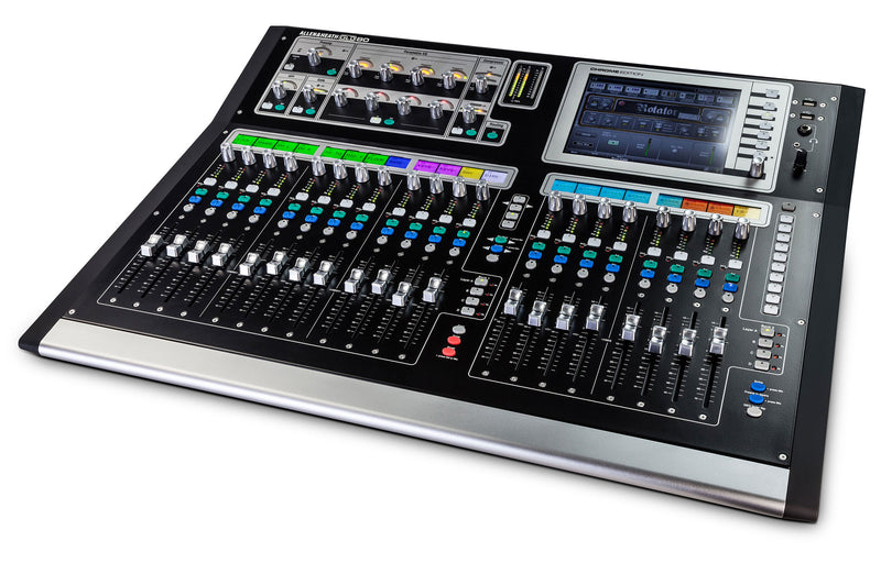 Allen & Heath GLD-80 Digital Mixer Chrome Edition