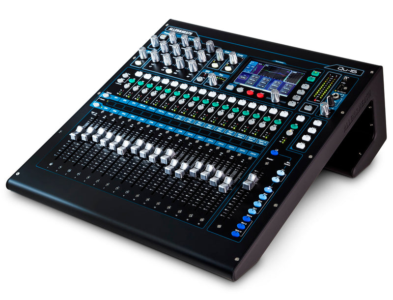 Allen & Heath QU-16 Digital Mixer