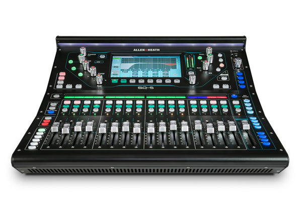 Allen & Heath SQ-5 48-Channel / 36-Bus Digital Mixer