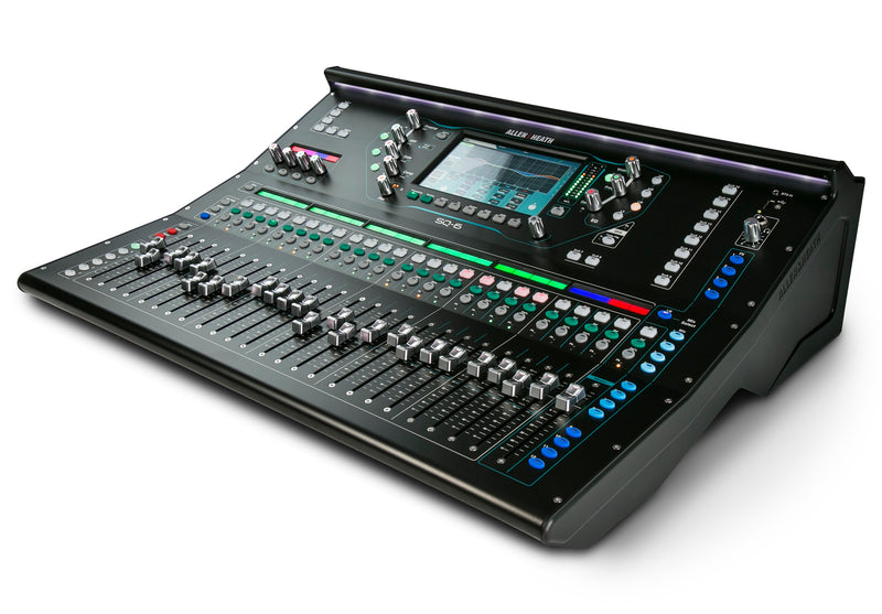 Allen & Heath SQ-6 48 Channel / 36 Bus Digital Mixer
