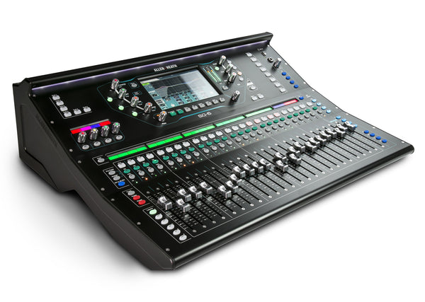 Allen & Heath SQ-6 48-Channel / 36-Bus Digital Mixer