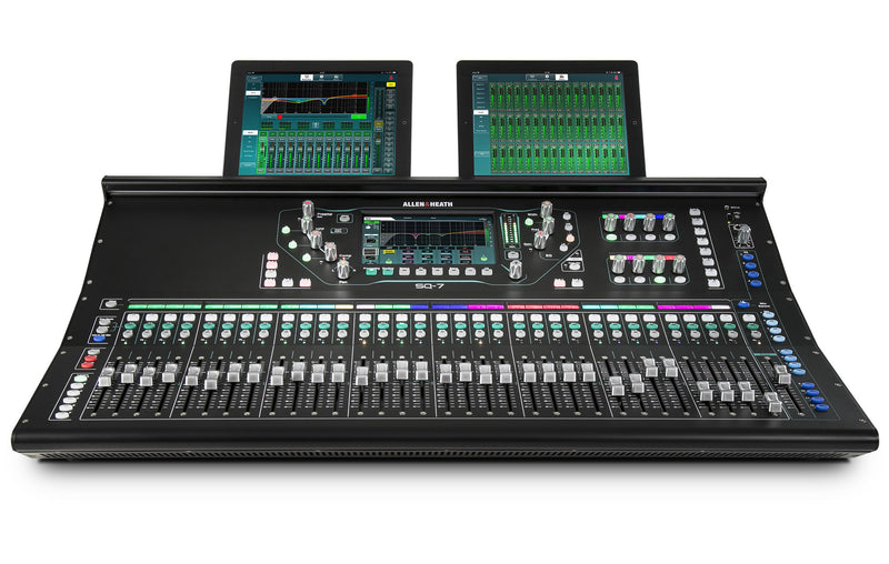 Allen & Heath SQ-7 48 Channel / 36 Bus Digital Mixer