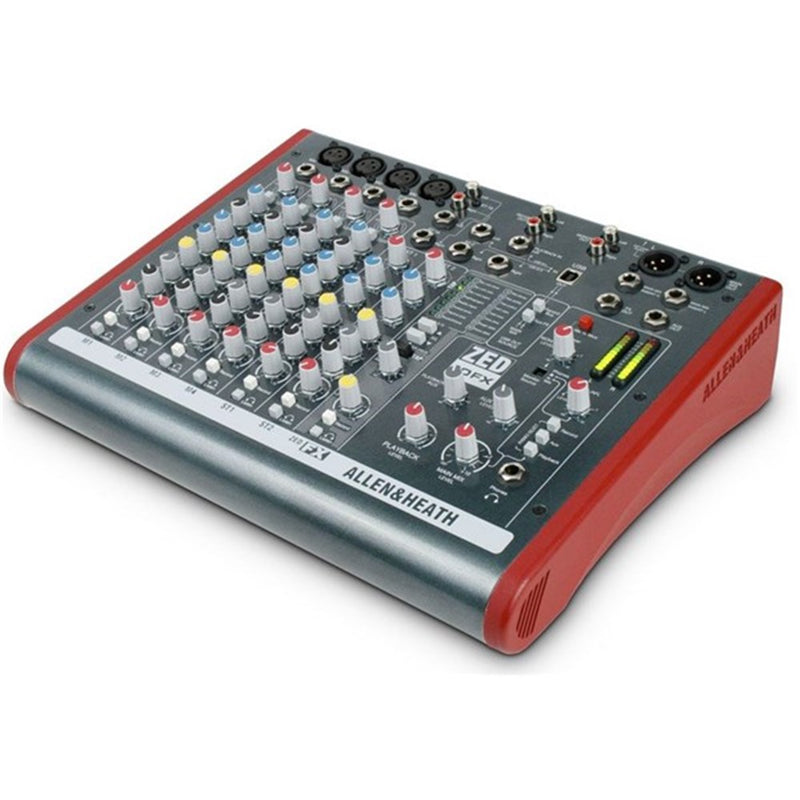 Allen & Heath ZED-10FX Multipurpose USB Mixer w/ FX