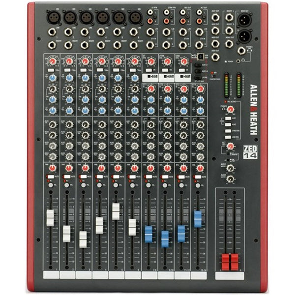 Allen & Heath ZED-14 Multipurpose USB Mixer
